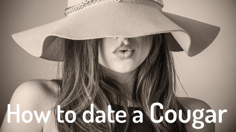 Guide to Meeting & Dating Cougars Picking Up Older Women