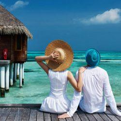 Top Five Honeymoon Destinations in the World - Tahiti, Rome, Hawaii, Paris, Greece