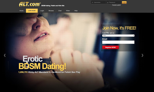 ALT.com Review: Fetish and BDSM Dating site (100% free)